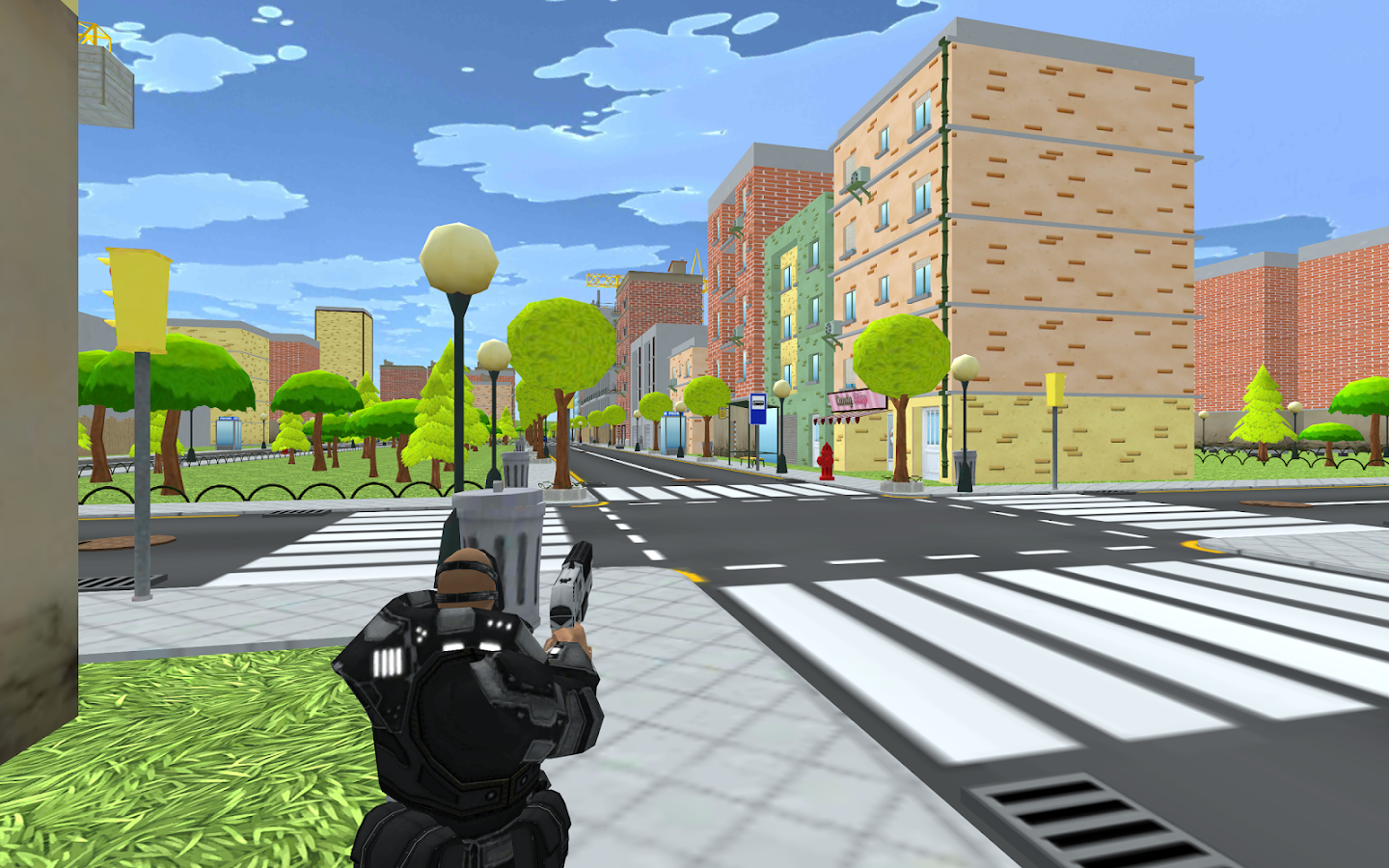 Mad Combat Marines- screenshot