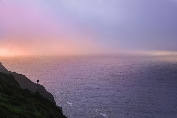 Uno di fronte al mare di gianfranco_cosmai