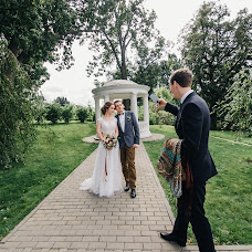 Wedding photographer Yuliya Bulynya (Bulynya). Photo of 11.04.2018