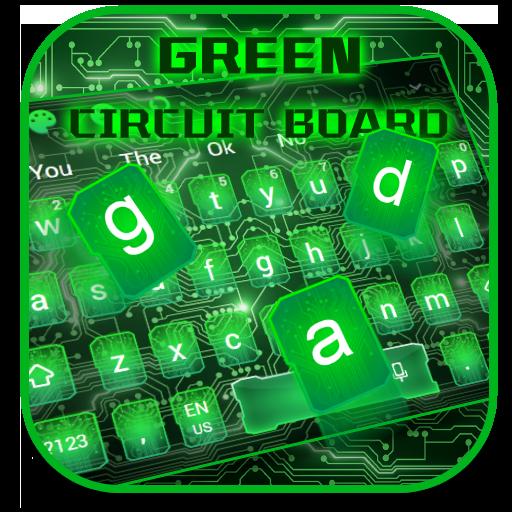 Green Tech Keyboard