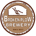 Logo of Broken Plow Razzlemedazzleberry Wheat