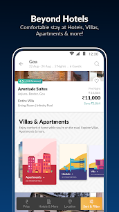 MakeMyTrip-Flight Hotel Bus Cab IRCTC Rail Booking App Download For Android 4