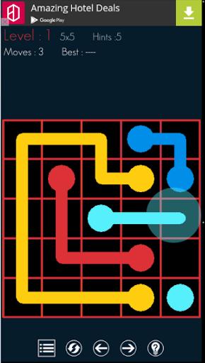 免費下載解謎APP|连接点颜色 app開箱文|APP開箱王