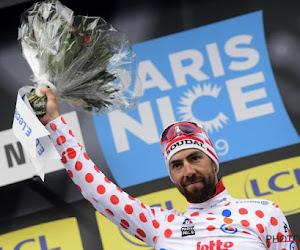 """Thomas De Gendt heeft zijn hattrick beet in Parijs-Nice: """"Ik moest maar één renner in het oog houden"""""""