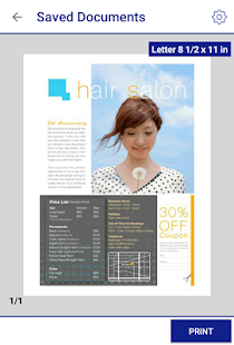 Epson iPrint Screenshot 3