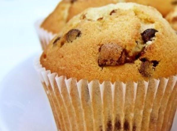 Coffee And Cream Muffins Recipe