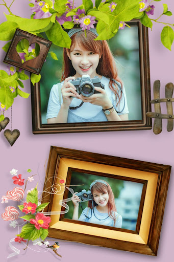 Photo Love Frame