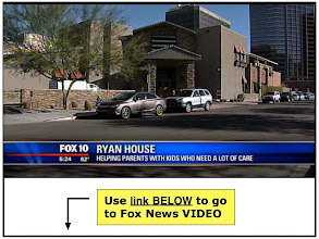 Photo: Fox 10 December 2013 News Video can be viewed at http://fox10phoenix.com/story/24175929/2013/12/09/ryan-house-provides-critical-care-for-kids-support-for-parents