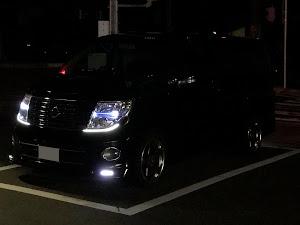 エルグランド E51 350HW 4WD H19年式 ブラックレザーエディションのカスタム事例画像 鳥取kenさんの2018年08月03日02:24の投稿