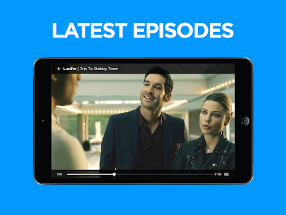 FOX NOW: Episodes & Live TV- screenshot thumbnail