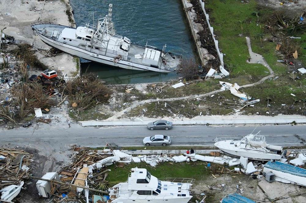 Die tol in Bahamas styg tot 20 namate orkaan die eiland verwoes