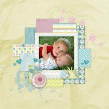 "Photo: Kit ""Aria di Primavera"" by Petra; Photo ""Children Siblings"" by shutterblade on deviantart"
