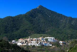 Photo: Ain y el Gurugú. Sierra de Espadán