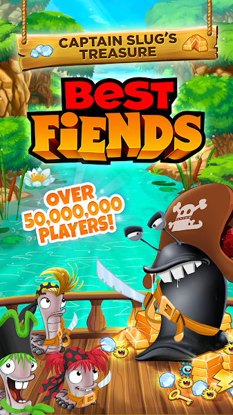 Best Fiends – Puzzle Adventure v4.3.5 (Mod)