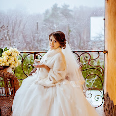 Wedding photographer Olesya Chernacka (Chernatska). Photo of 27.12.2015