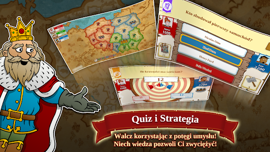 Triviador Polska- screenshot thumbnail