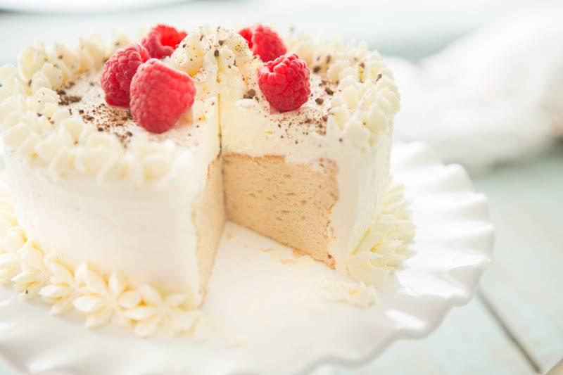 Paleo Angel Food Cake Almond Flour