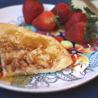 German Pancakes - Grain Free.