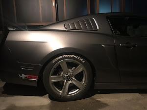 マスタング クーペ  2013y モデル  V8 GTのカスタム事例画像 ケンさんの2018年11月03日19:20の投稿