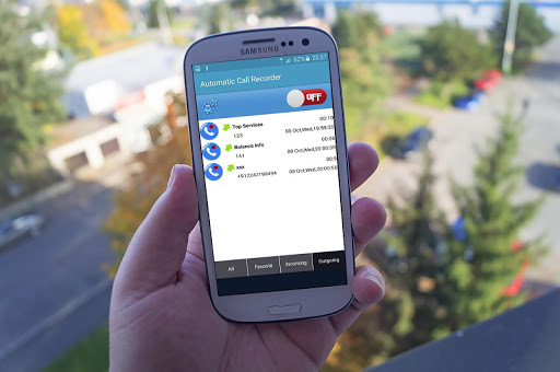 Automatic Call Recorder New
