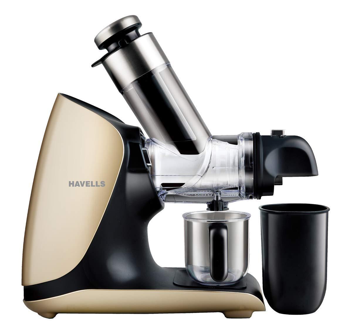 Havells Nutri Art Slow Juicer (Cold Press Juicer)
