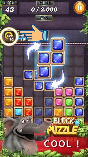 Block Puzzle Jewel : MISSION  screenshots 2