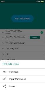 WiFi Password Key Apk – WiFi Master,Free WiFi Hotspot 7
