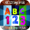 ABC 123 Songs for Kids icon