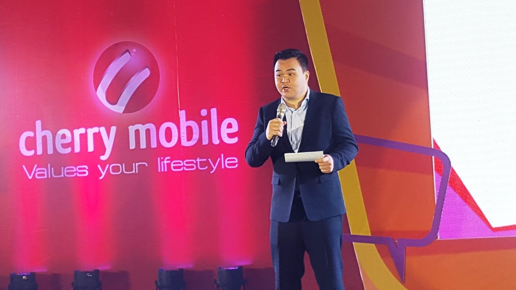 MAYNARD NGU, CEO, CHERRY MOBILE