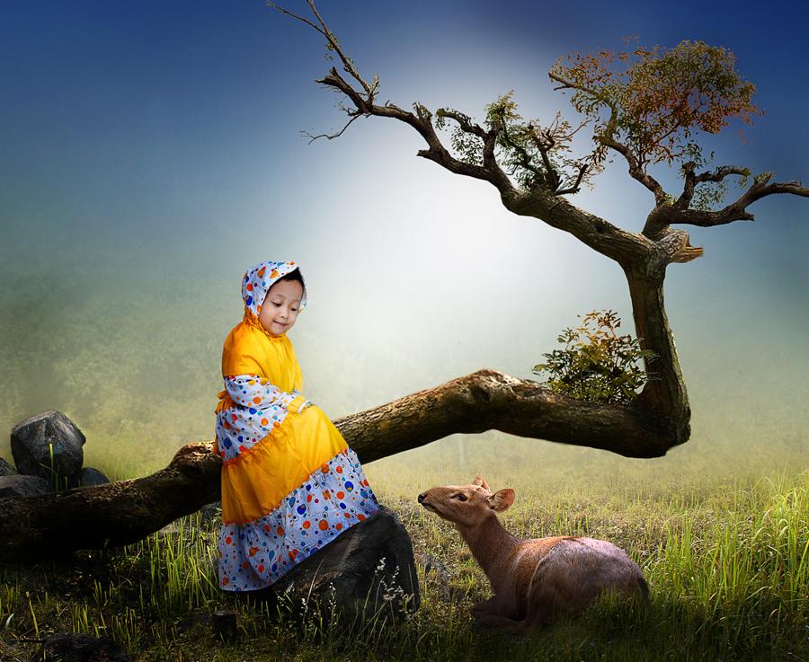 In Wonderland by Zainal Arifin  - Digital Art People