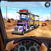 OffRoad USA Truck Car Transport Simulator