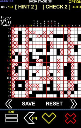 無料解谜Appのお絵かきパズルパズル2016  大きな画像(ピクロス)|HotApp4Game