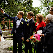 Wedding photographer Marius Barbulescu (mariusbarbulesc). Photo of 10.10.2017