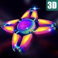 Fidget Spinner Game 3D