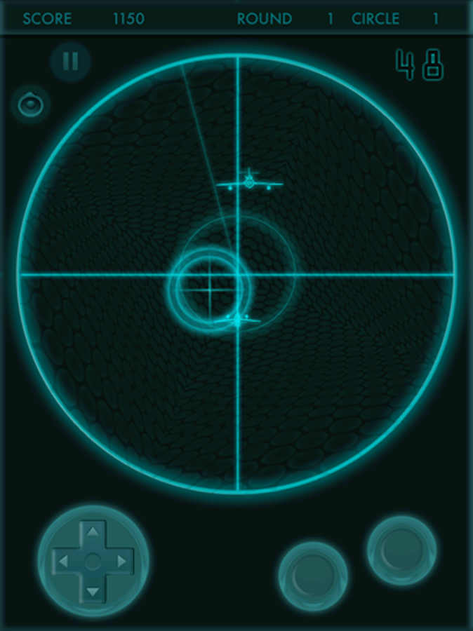 Radar Mission- screenshot