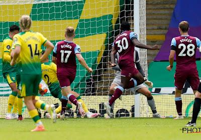 Premier League : Michail Antonio condamne Norwich, Watford se donne de l'air