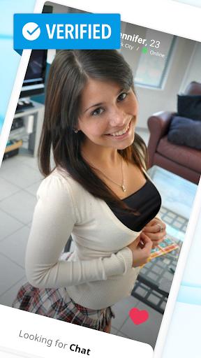 Meetville - Meet New People Online. Dating App  screenshots 1