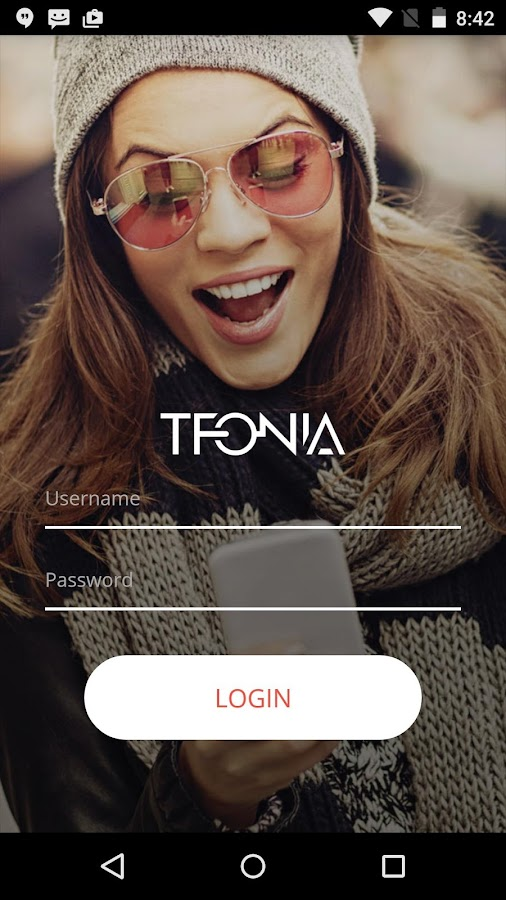 TFONIA- screenshot