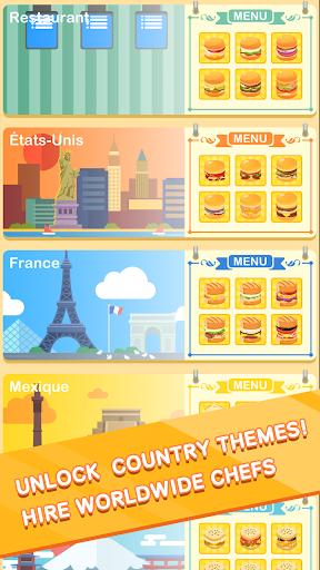 Burger Chef Idle Profit Game cheat screenshots 2