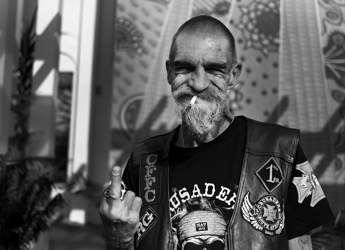 IN PICTURES | Inside the ranks of the Crusaders Motorcycle Club SA