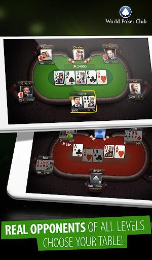 World Poker Club  gameplay | by HackJr.Pw 9