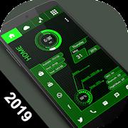 Revolutionary Launcher 2019 - hi-tech Launcher