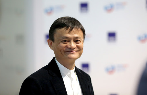 Jack Ma. Picture: BLOOMBERG/CHRIS RATCLIFFE