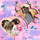 Love Forever Dual Photo Frames icon