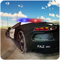 Police Car Chase Driving School Simulator icon