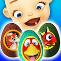 Surprise Eggs - Toys Fun Babsy icon