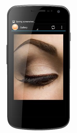 Smokey Eye Makeup  screenshots 2
