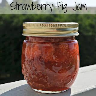Strawberry-Fig Jam.
