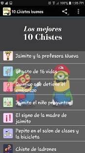 10 Chistes Buenos - náhled