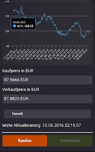 StockMarketManager Börsenspiel- screenshot thumbnail